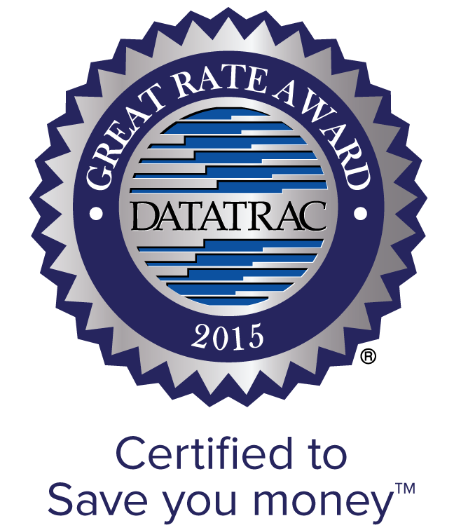 Datatrac Great Rate Seal
