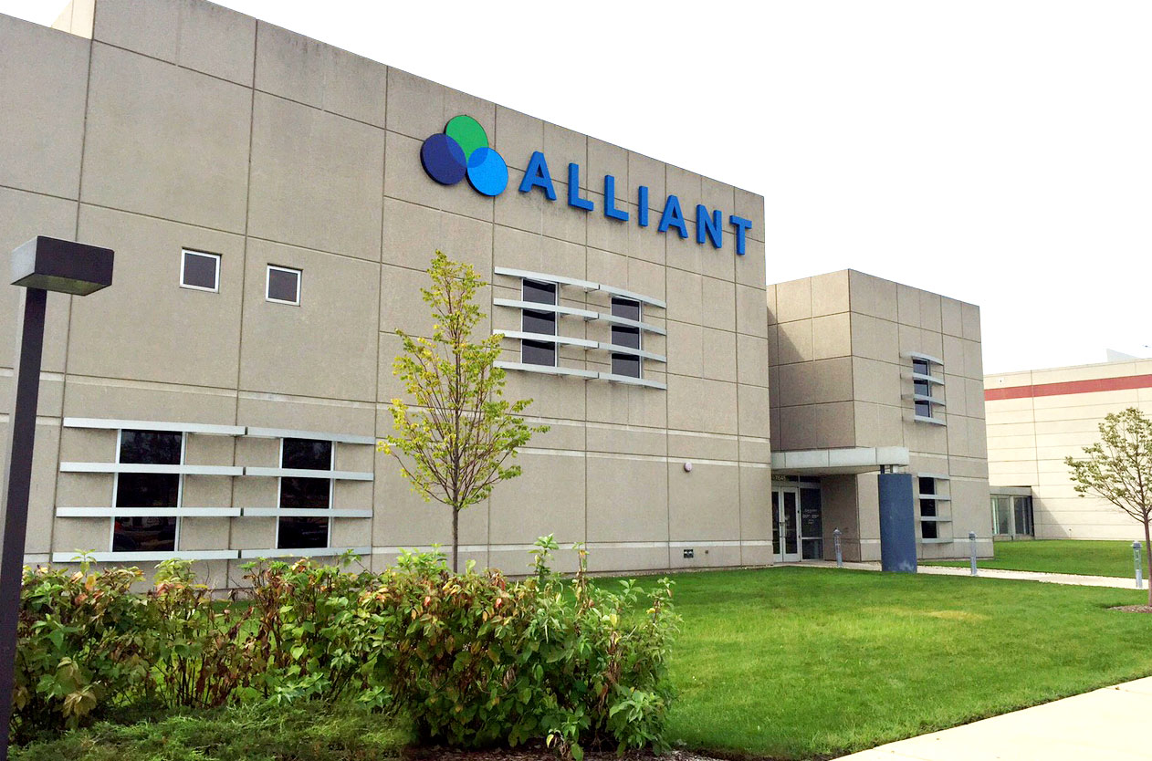 Alliant Credit Union Headquarters