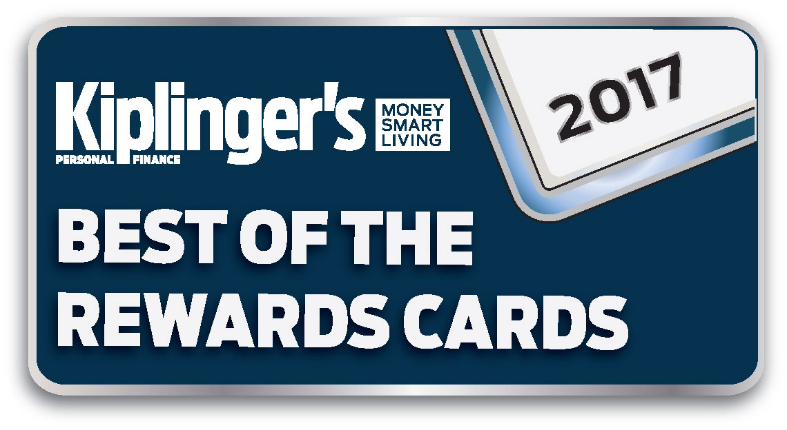 Kiplinger - Best Rewards Credit Cards of 2017