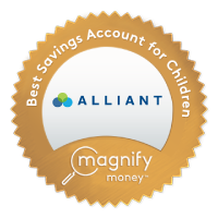 Alliant's online children's savings account voted best savings account for kids