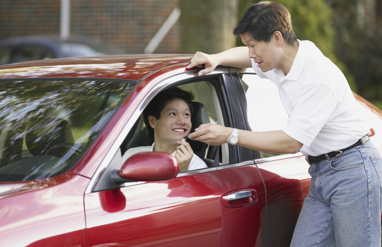 Insuring young drivers while managing costs